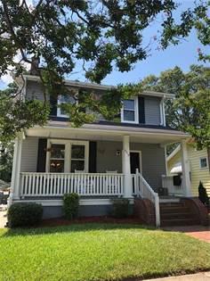 Residential Property for rent in 2513 Harrell Avenue, Norfolk, VA, 23509