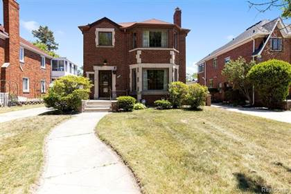 Residential Property for sale in 5255 W Outer Drive, Detroit, MI, 48235