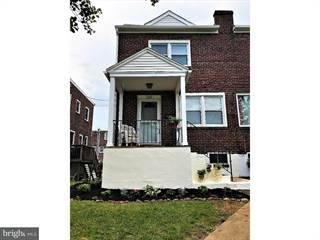 Townhouse for sale in 520 W 39TH STREET, Wilmington, DE, 19802