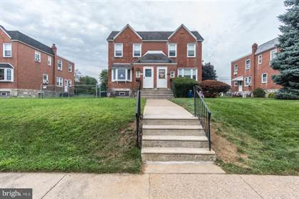 Residential Property for sale in 872 MEDWAY ROAD, Philadelphia, PA, 19115