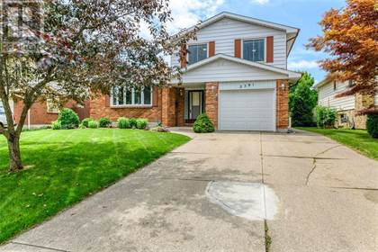 Single Family for sale in 2591 KAYMAR CRESCENT, Sarnia, Ontario, N0N1C0