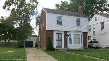 Residential Property for rent in 15492 TROESTER Street, Detroit, MI, 48205