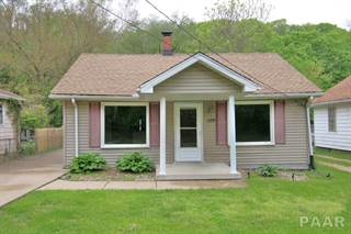 Single Family for sale in 129 KERFOOT Street, East Peoria, IL, 61611