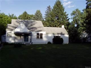 Single Family for sale in 15040 HARRISON Street, Livonia, MI, 48154