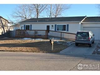 Single Family for sale in 4634 S Shenandoah St, Evans, CO, 80634