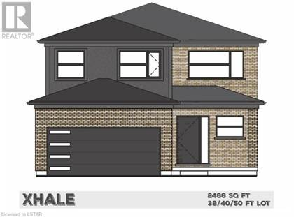 Single Family for sale in 2206 TOKALA TRAIL 95 LOT, London, Ontario, N6G0C4