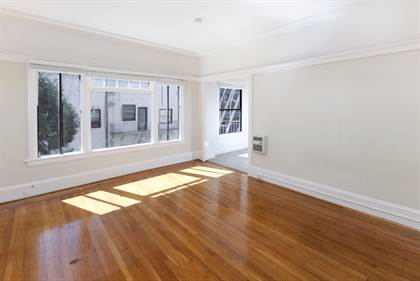 Apartment for rent in 755 O'Farrell Street, San Francisco, CA, 94109