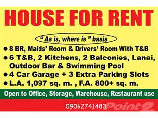Residential Property for rent in hilltop village, Quezon City, Quezon City, Metro Manila