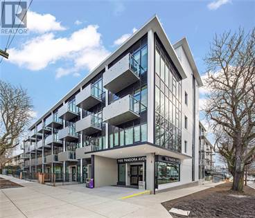 Single Family for sale in 1105 Pandora Ave N215, Victoria, British Columbia, V8W1N5