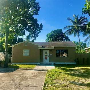 Residential Property for rent in 2512 Grant St 1, Hollywood, FL, 33020