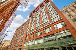 Apartment for sale in 633 South Plymouth Court 609, Chicago, IL, 60605