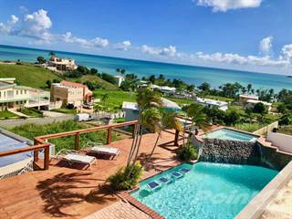 Residential Property for rent in Calle Atlántico Mansiones de Playa Hucares, Naguabo, PR, 00718