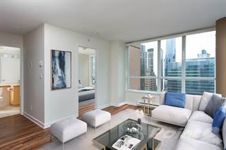 Apartment for rent in Metropolitan Towers - Studio, Vancouver, British Columbia