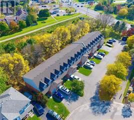 Condo for sale in 6 -CAPRICE Court, Kitchener, Ontario