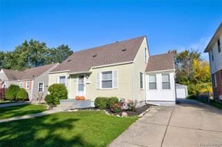 Single Family for sale in 1560 EATON Road, Berkley, MI, 48072