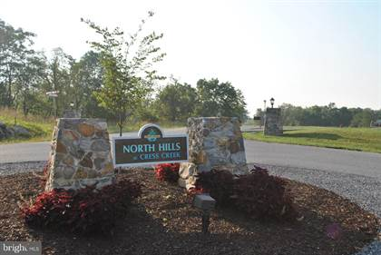 Lots And Land for sale in NORTH HILLS CIRCLE, Shepherdstown, WV, 25443