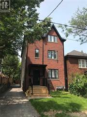 Single Family for rent in #MAIN FL -340 GLENHOLME AVE Main Fl, Toronto, Ontario, M6E3E5