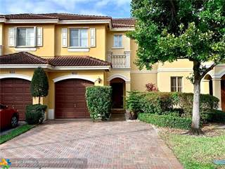 Townhouse for sale in 1820 SW 91st Ave 1820, Miramar, FL, 33025