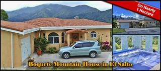 Residential Property for sale in Great Low Price!, Boquete Mountain house, Boquete, Chiriquí