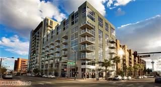 Condo for sale in 353 East BONNEVILLE Avenue 703, Las Vegas, NV, 89101