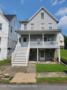 Multifamily for sale in 210 E Elm St, Dunmore, PA, 18512