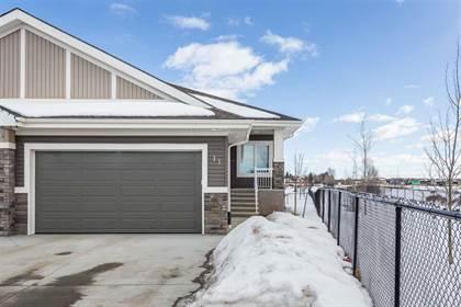 Single Family for sale in 50 Legacy TC 11, St. Albert, Alberta, T8N7S2