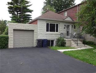 Residential Property for rent in 67 Burlingame Rd, Toronto, Ontario