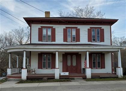 Residential Property for sale in 214 Lincoln St, Parker, PA, 16049