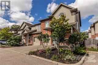 Condo for sale in 8 -STRASBURG Road, Kitchener, Ontario