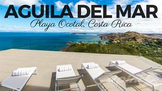 Residential Property for sale in Aguila del Mar, Ocotal, Guanacaste