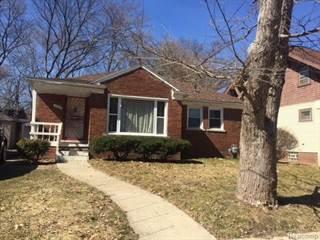 Single Family for sale in 16603 BLACKSTONE Street, Detroit, MI, 48219