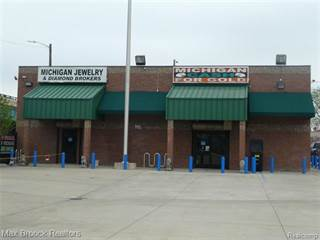 Comm/Ind for sale in 15511 W 8 MILE Road, Detroit, MI, 48235