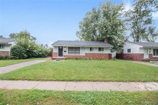 Single Family for sale in 680 DESOTO Avenue, Ypsilanti, MI, 48198