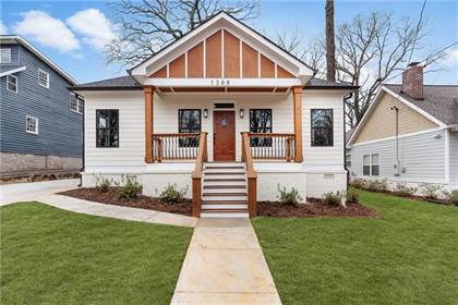 Residential Property for sale in 1388 CLERMONT Avenue, Atlanta, GA, 30344