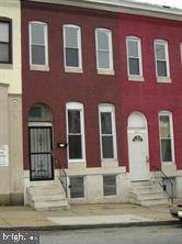 Residential for sale in 2558 W BALTIMORE ST, Baltimore City, MD, 21223