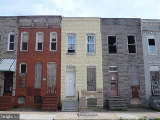 Townhouse for rent in 2127 MCHENRY ST, Baltimore City, MD, 21223