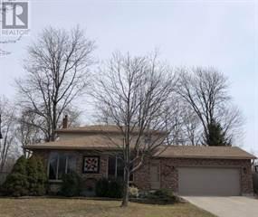 Single Family for sale in 1299 NOTTINGHAM DRIVE, Sarnia, Ontario, N7S5B1