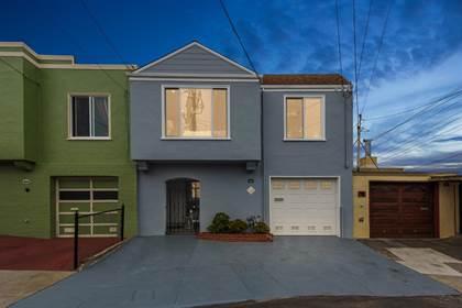 Residential Property for sale in 22 Vernon ST, San Francisco, CA, 94132