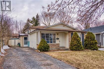 Single Family for sale in 41 Helene Crescent, Waterloo, Ontario, N2L5B6