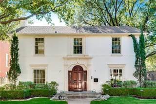 Single Family for sale in 4553 Bordeaux Avenue, Highland Park, TX, 75205