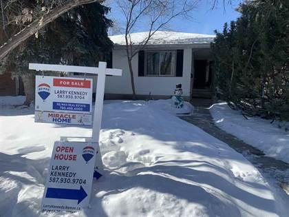 Single Family for sale in 3504 118 ST NW, Edmonton, Alberta, T6J1W5