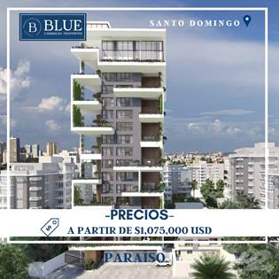 Condominium for sale in LUXURY APARTMENTS IN SANTO DOMINGO - 4 BEDROOMS - HIGH END FINISHES &  EXQUISITE DECORATIONS., Santo Domingo, Santo Domingo