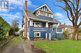 Single Family for sale in 52 Moss St, Victoria, British Columbia, V8V4L8