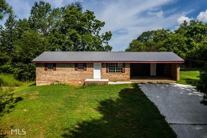 Residential Property for sale in 226 Lipham St, Bowdon, GA, 30108