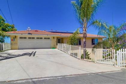 Residential Property for sale in 8986 Alpine Ave, La Mesa, CA, 91941