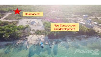 Residential for sale in Secret Beach - Beach access Lot with Financing #8532, Ambergris Caye, Belize