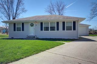 Single Family for sale in 5 Elmwood Drive, Fisher, IL, 61843