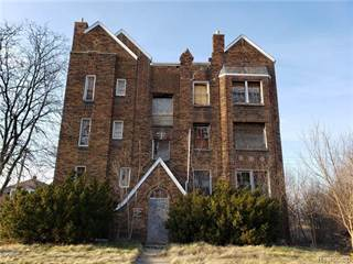 Multi-family Home for sale in 14405 EASTWOOD, Detroit, MI, 48205