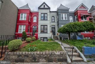 Townhouse for sale in 3657 13TH ST NW, Washington, DC, 20010