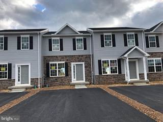 Townhouse for sale in 45 HOLSTEIN DRIVE 187, Greater Jefferson, PA, 17331